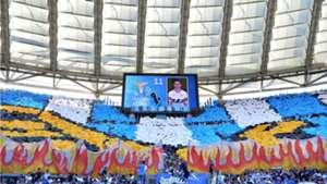 Lazio fans Lazio Roma Serie A