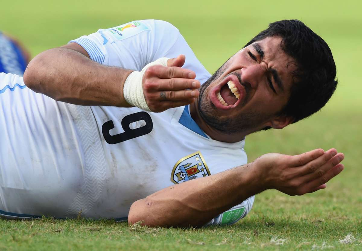 Uruguay star Suarez in final shot at World Cup redemption