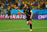 Jan Vertonghen Belgium World Cup 26062014