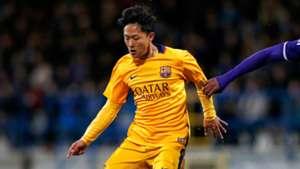 Lee Seung-Woo Barcelona