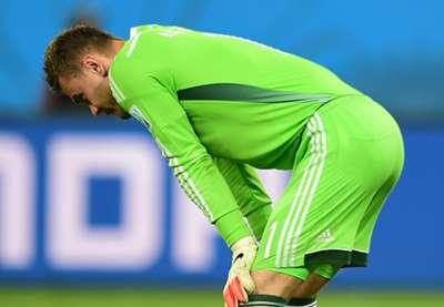 Igor Akinfeev Russia World Cup 17062014