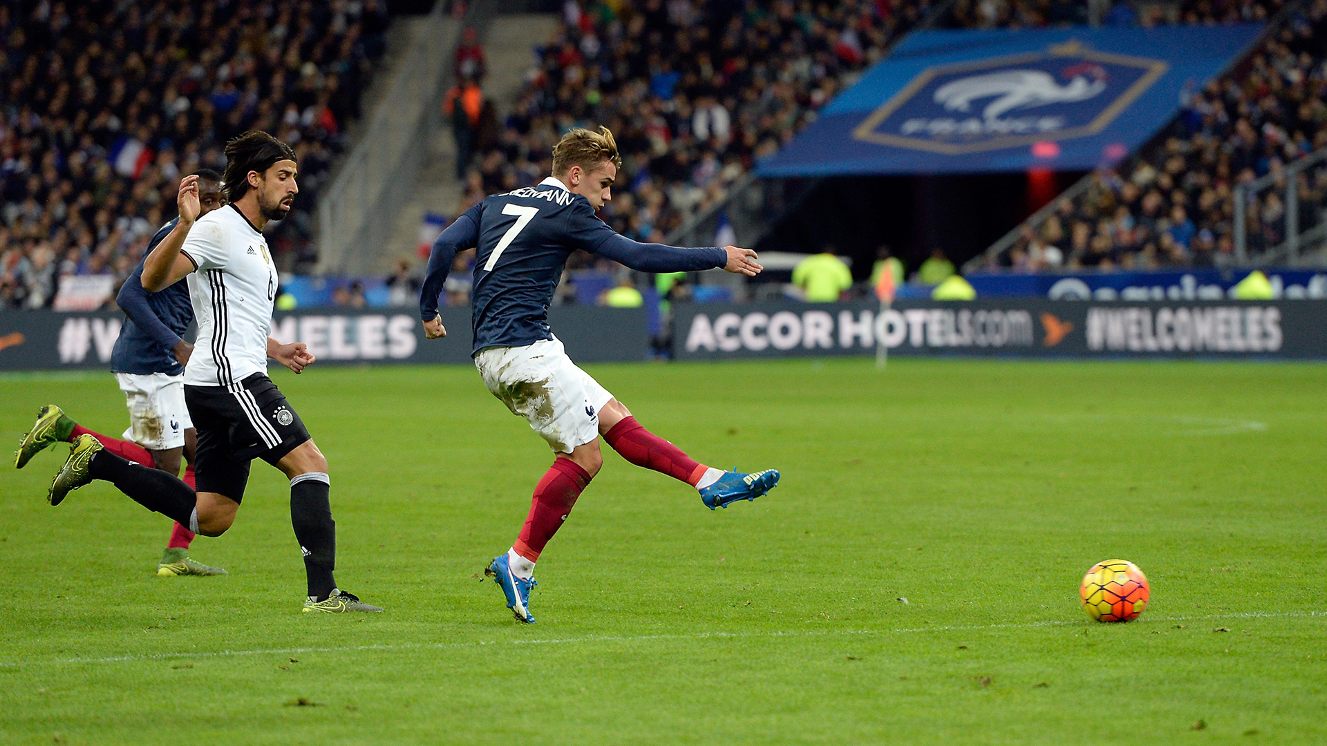 Antoine Griezmann France Germany Friendly