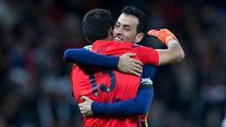 Sergio Busquets Barcelona Spain La Liga