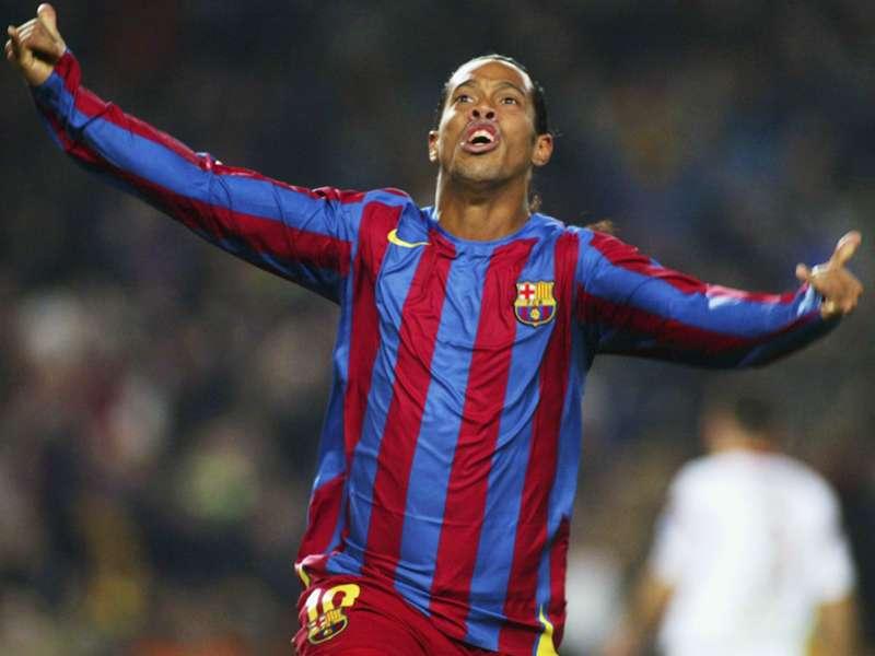 Iniesta reveals Ronaldinho's incredible Clasico prank
