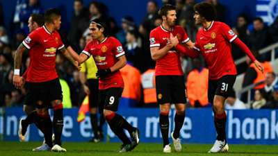 Manchester United v QPR Premier League 170115