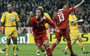 Demichelis - Bayern-Juventus (UCL 05/06)