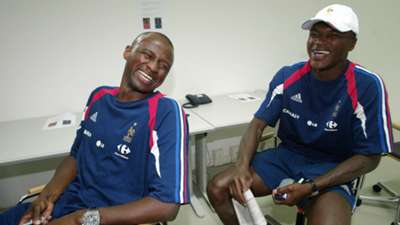 Patrick Vieira Marcel Desailly France 14062004