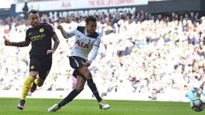 Dele Alli Tottenham Manchester City Premier League 02102016
