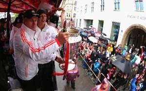 Jupp Heynckes, Bastian Schweinsteiger, FC Bayern Munich