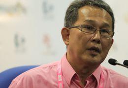 Perak FA coach Azraai Khor