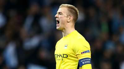 Champions League Team of the Quarter-Finals: Joe Hart Manchester City