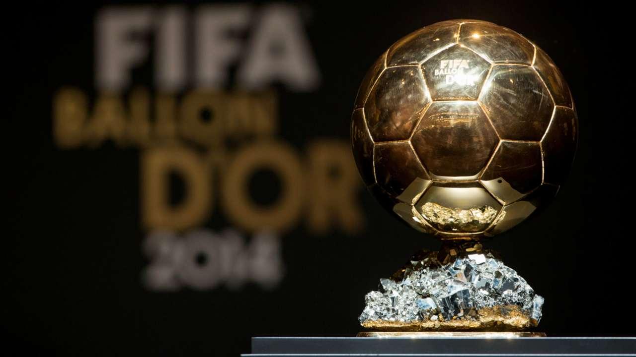 Ballon d'Or trophy