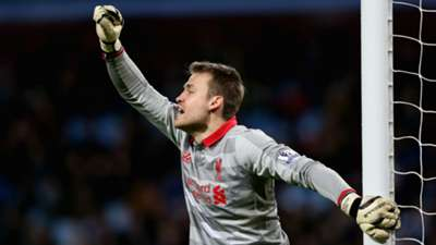 Simon Mignolet Liverpool Premier League