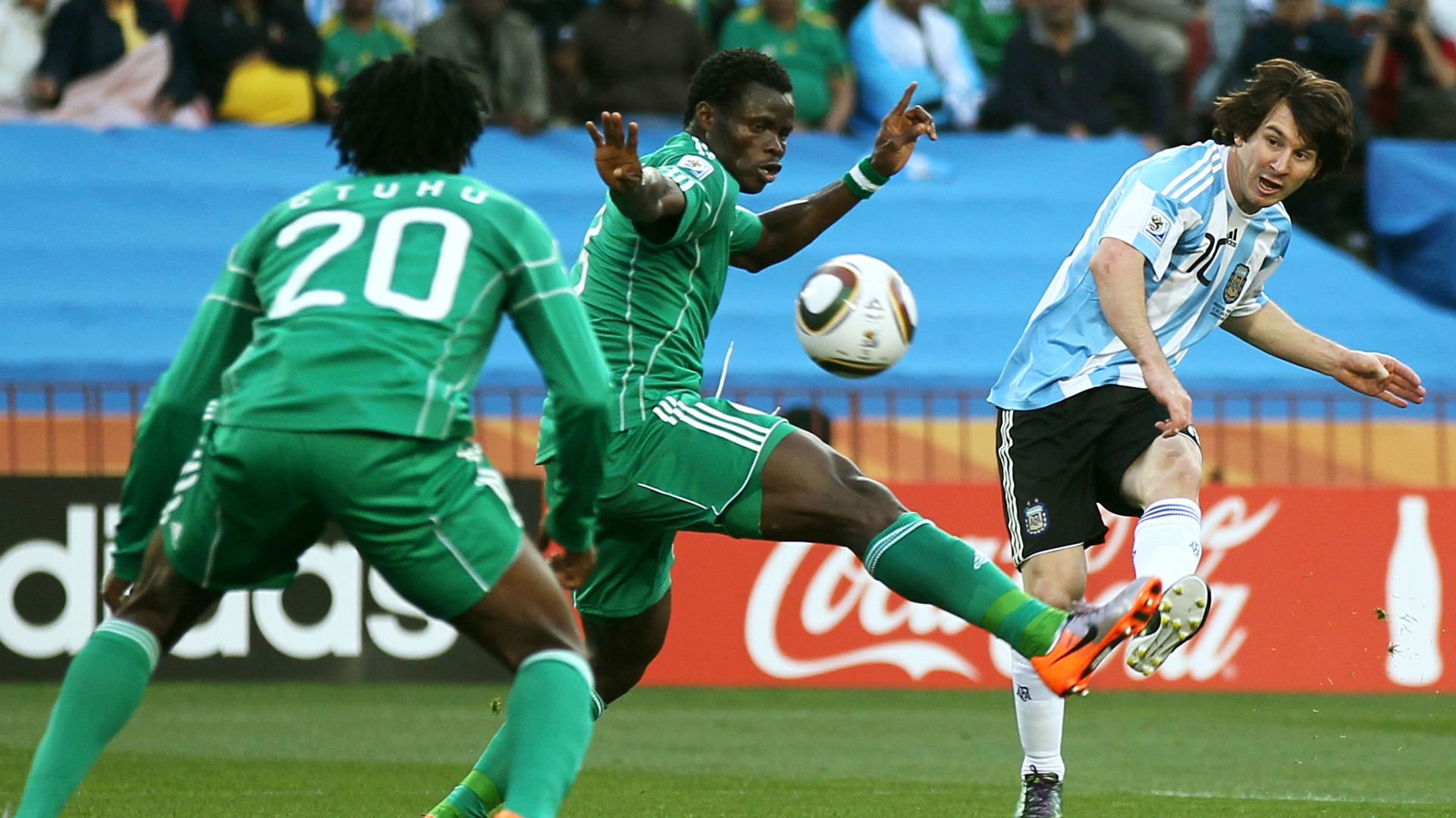 Nigeria at the 2010 World Cup: A decade of regret?