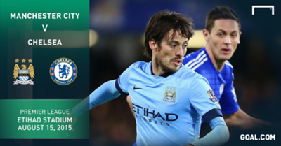Manchester City - Chelsea - August 15, 2015