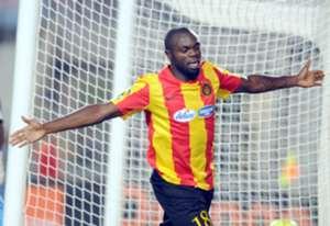 ES Tunis striker Yannick N'Djeng