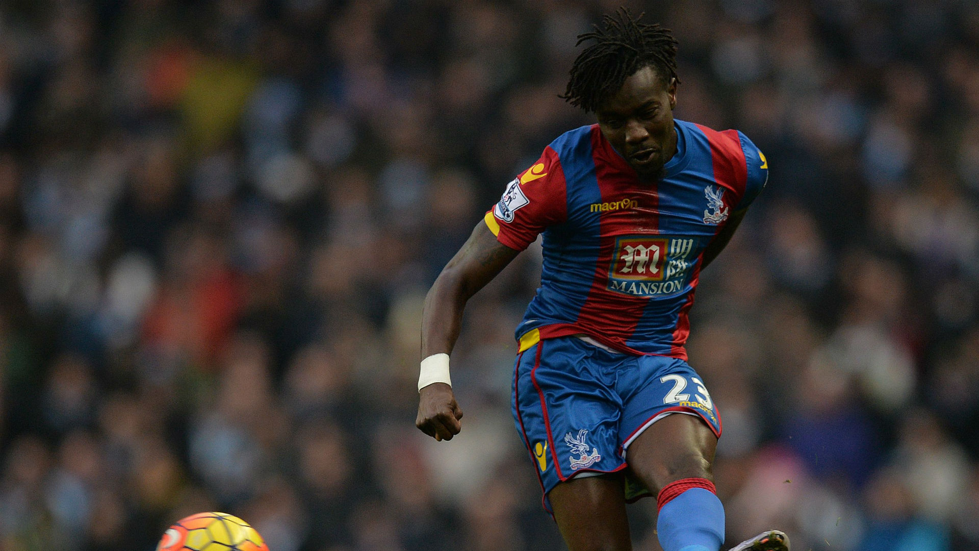 Pape Souare: Crystal Palace allow former defender to train at the club