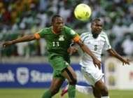 Zambia and Sochaux defender Stoppila Sunzu
