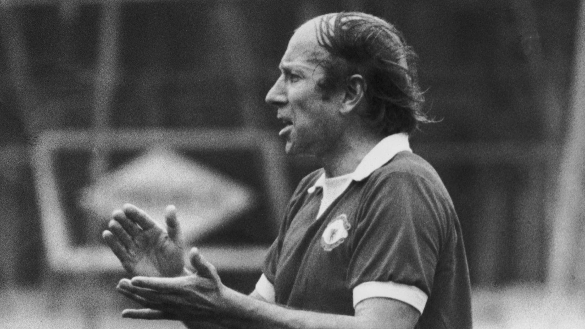 Bobby Charlton Manchester United
