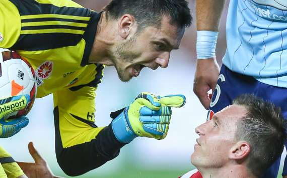 Vedran Janjetovic - Sydney FC - A-League
