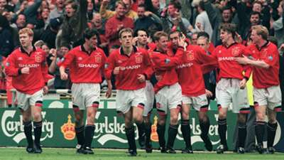 Manchester United 1996
