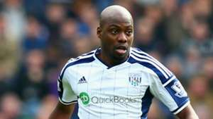 Youssouf Mulumbu West Brom