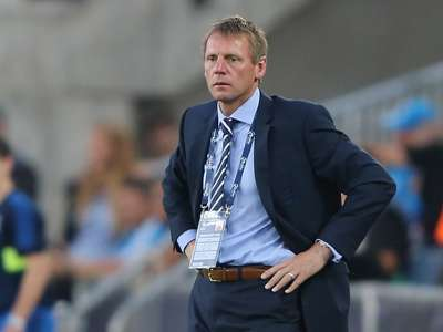 European U21 -  Israel v England, Stuart Pearce