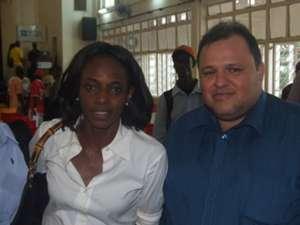Isha Johansson - Sierra Leone