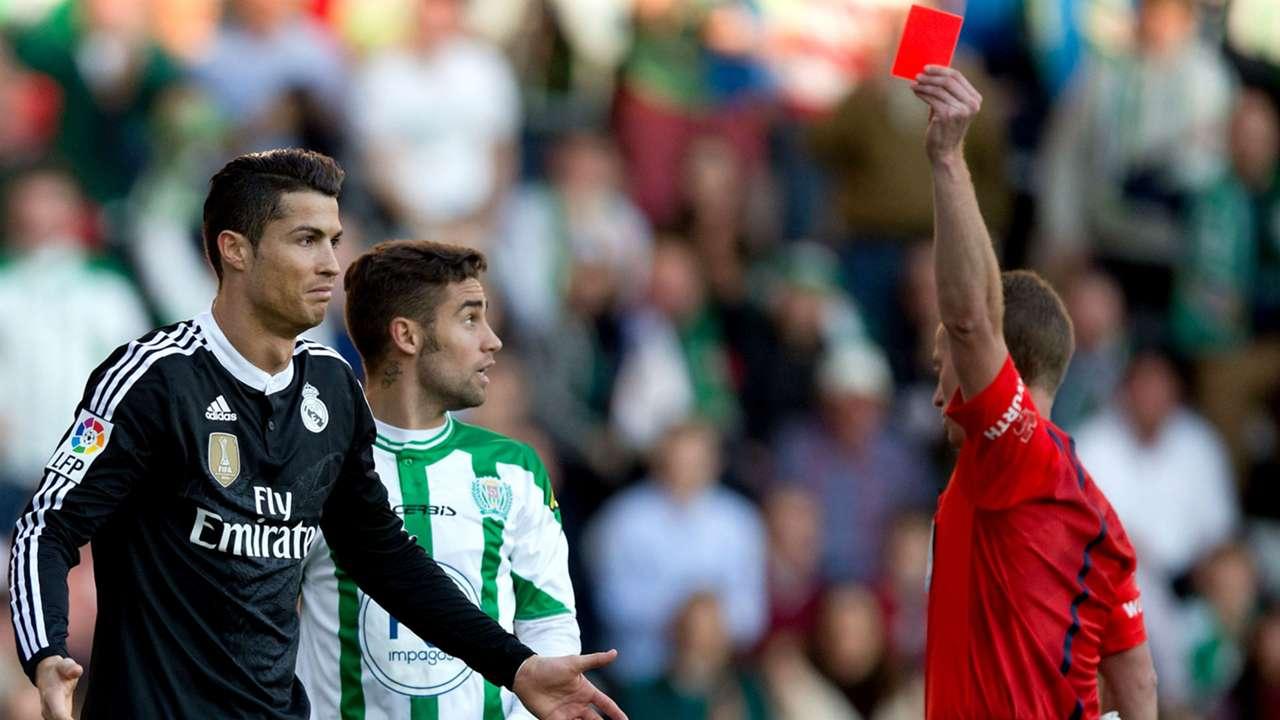 Cristiano Ronaldo Real Madrid v Cordoba 240115