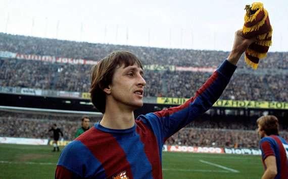 No Ajax, Cruyff disse 'não' ao Real antes de revolucionar o ...