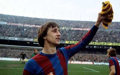 Johan Cruyff - Barcelona