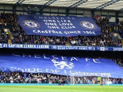 Banners Chelsea Stamford Bridge