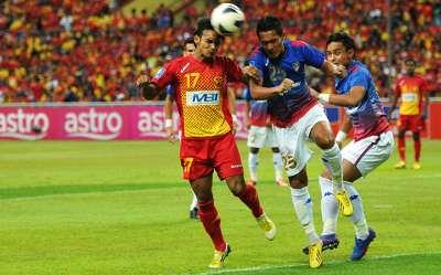 Selangor vs Johor Darul Takzim - Farid Ramli - Amri Yahyah - Aidil Zafuan
