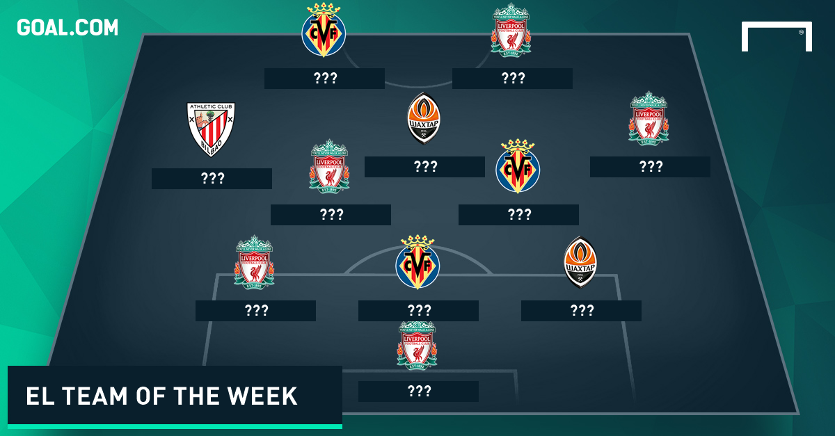 Europa League Team of the Week | ???