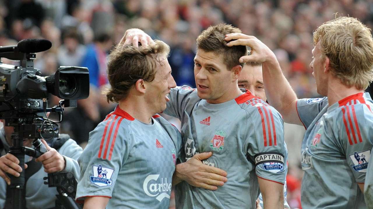Manchester United v Liverpool | 2009