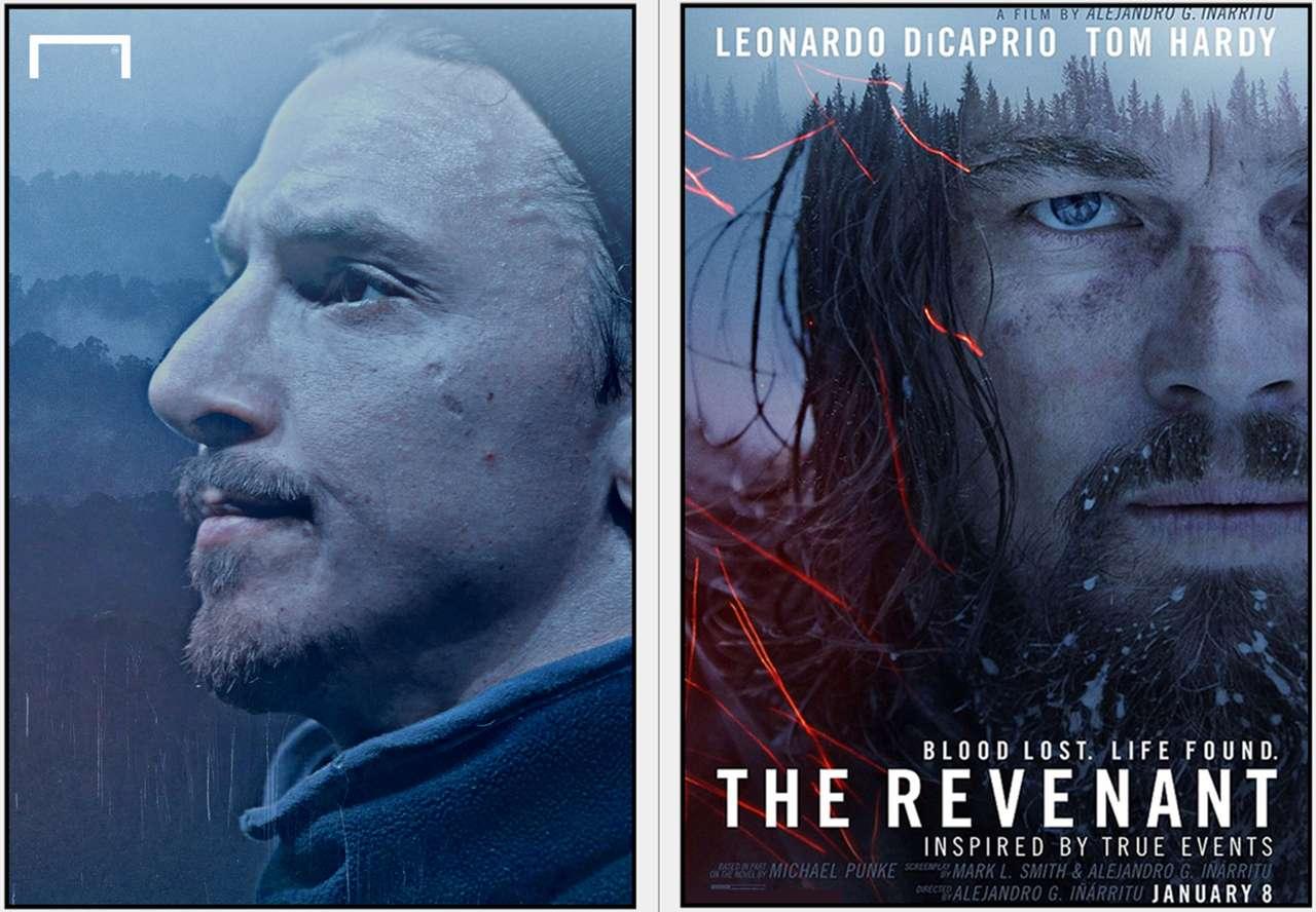 Football at the Oscars/Zlatan Ibrahimovic in The Revenant