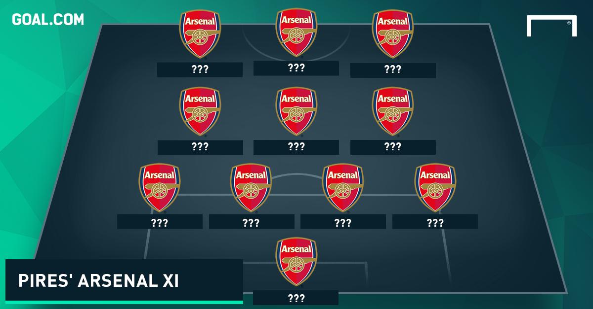 Pires Arsenal XI Tease GFX