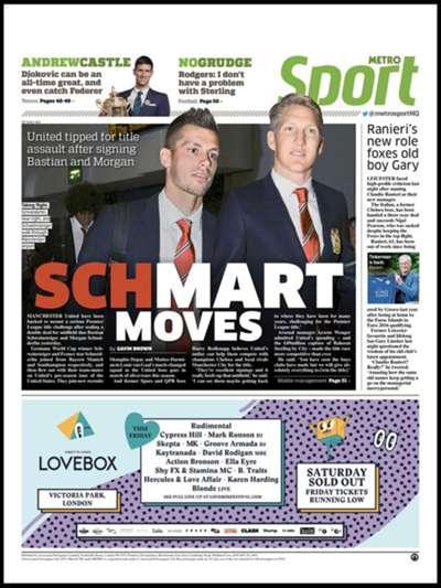 Metro backpage 14-07-2015