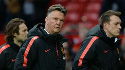 Louis van Gaal   Manchester United - West Brom