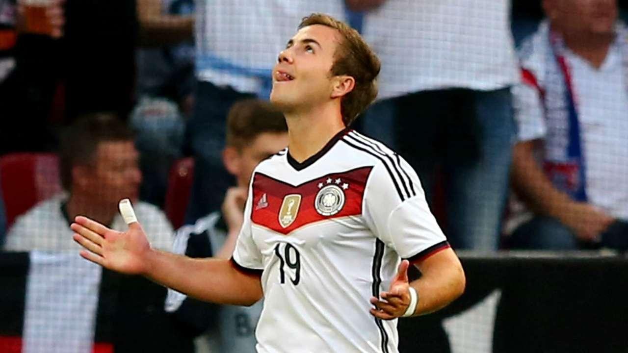 Mario Gotze Germany