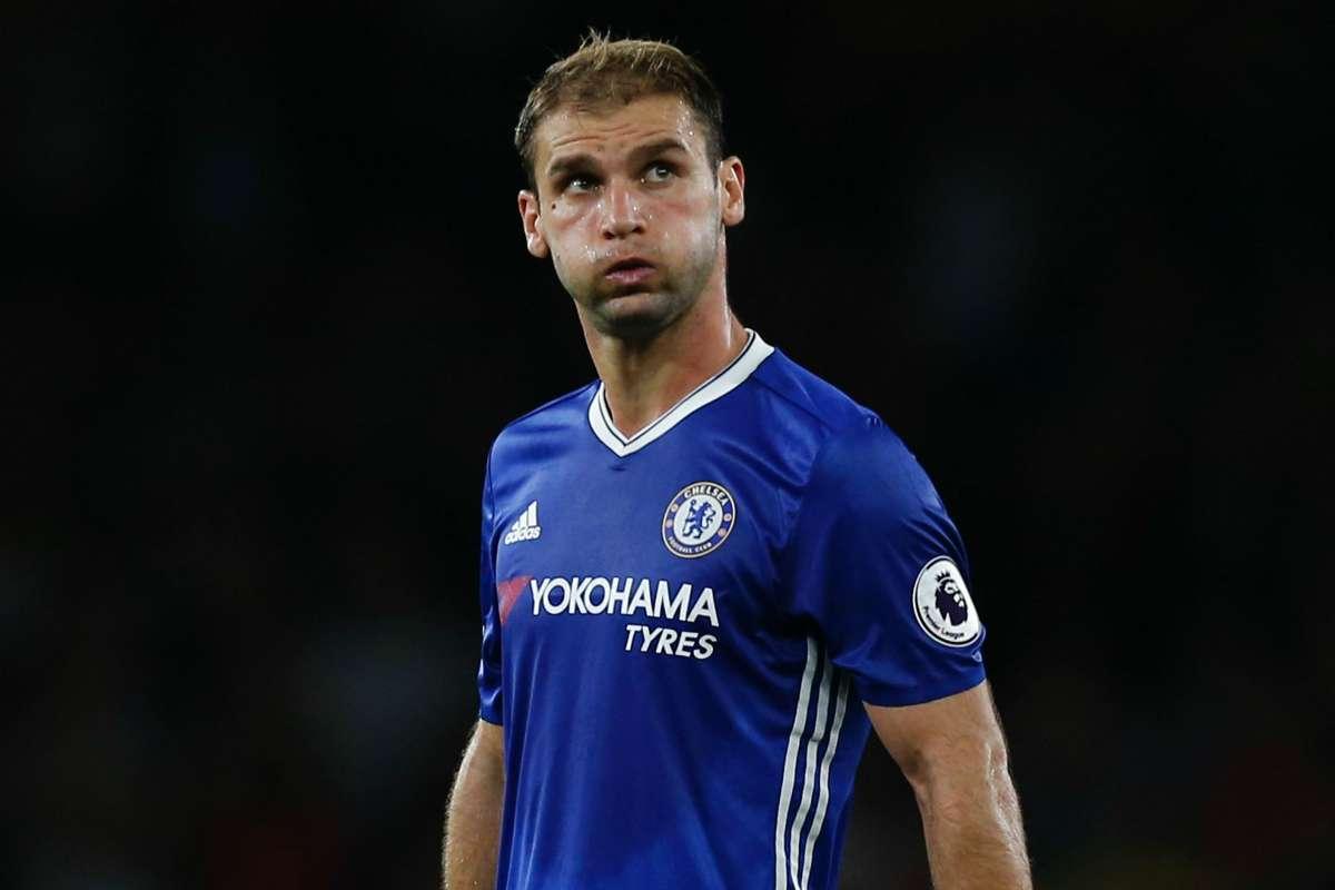 Branislav Ivanovic leaves Chelsea to join Zenit   Goal.com