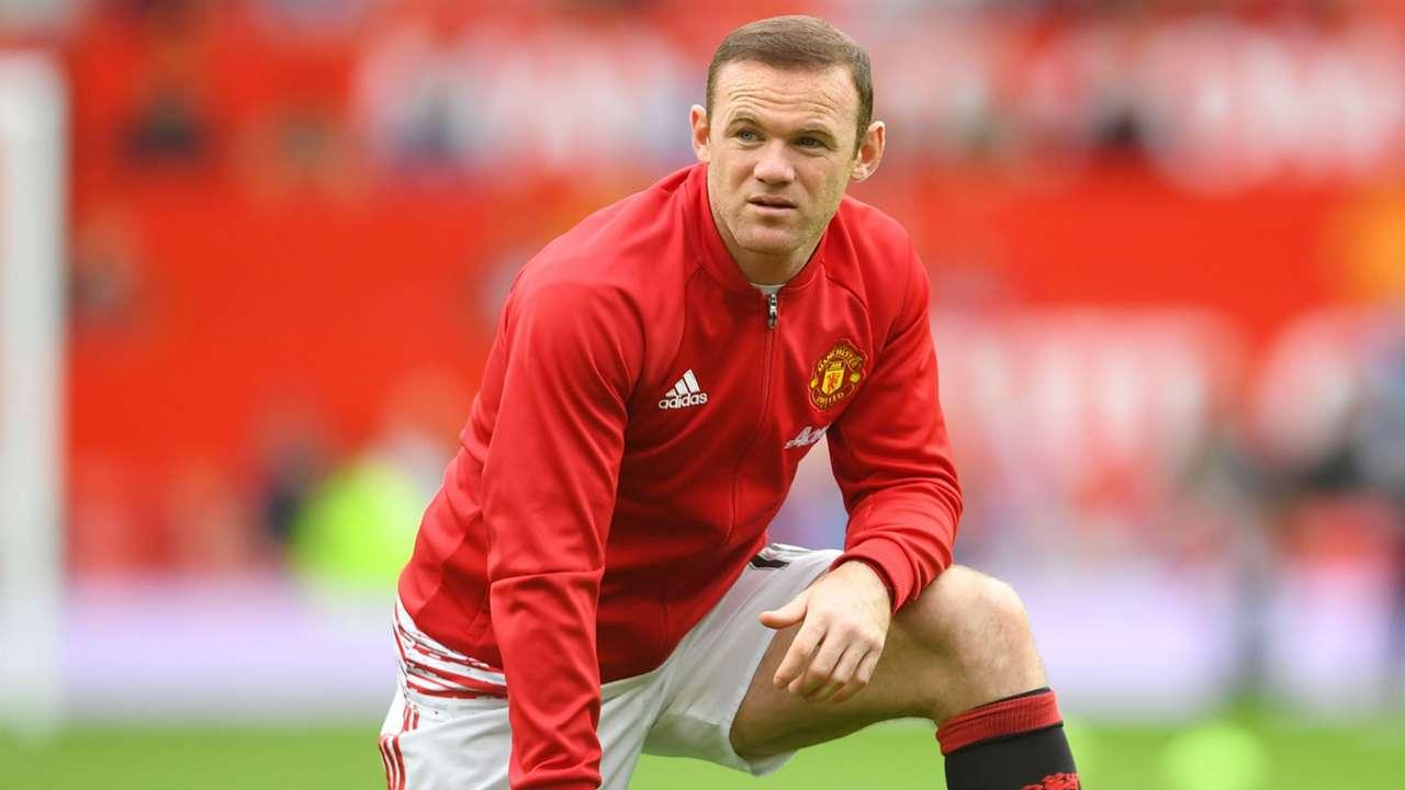Wayne Rooney Manchester United 24092016