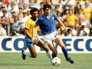 Paolo Rossi Italy World Cup 1982