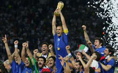 Fabio Cannavaro - 2006 World Cup