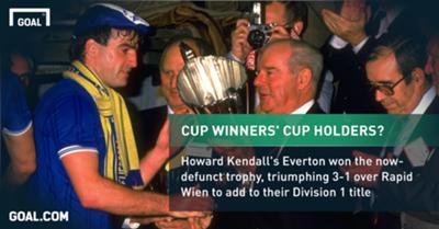 Cup Winners' Cup holders