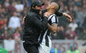 Conte & Vidal - Juventus