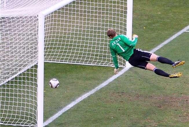 Lampard: My disallowed England goal changed football | Goal.com