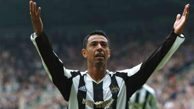 Nolberto Solano Newcastle United Premier League