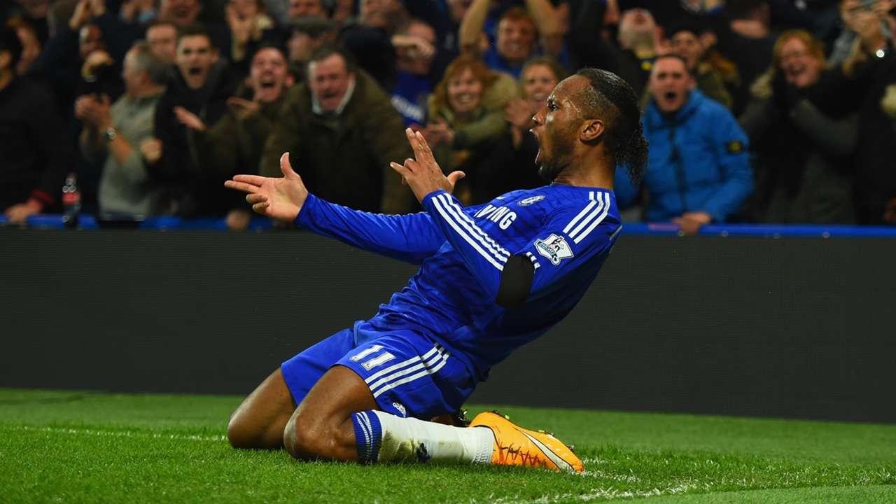 Didier Drogba Chelsea