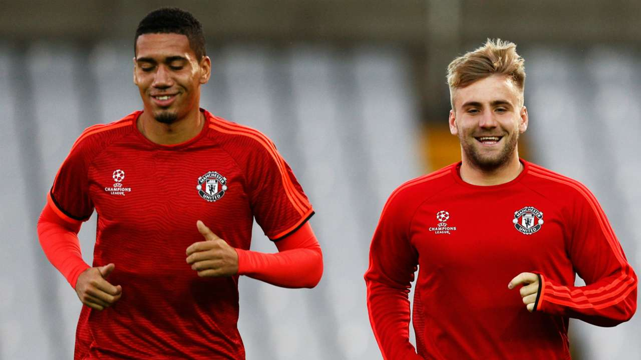 Manchester United | Champions League | Training | Club Brugge